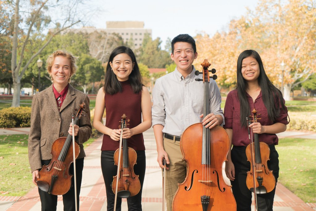 UCLA Gluck String Quartet