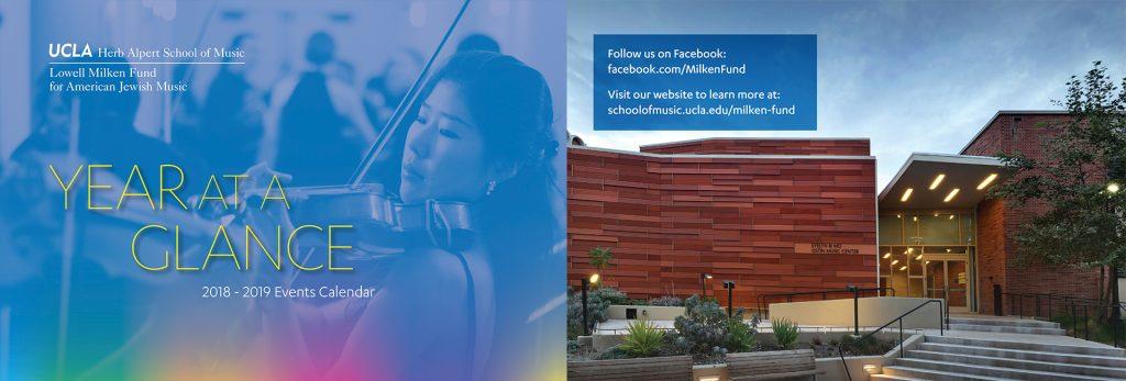 Milken Fund for American Jewish Music Launches Program Year